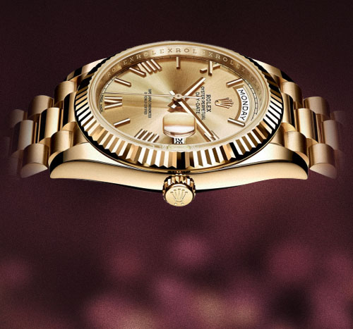 ROLEX & LUXURY WATCHES